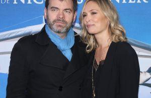 Lilou Fogli et Clovis Cornillac : Soirée cinéma en amoureux avec Mélanie Doutey