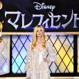 """Elle Fanning assiste à la première du film """"Maleficent"""" à Tokyo. Le 23 juin 2014."""