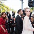 """Elle Fanning - Montée des marches du film """"Hors Normes"""" pour la clôture du 72ème Festival International du Film de Cannes. Le 25 mai 2019 © Borde / Bestimage"""