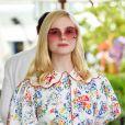 Elle Fanning - People sur la croisette lors du 2ème Festival International du Film de Cannes le 22 mai 2019.