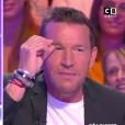 """Benjamin Castaldi révèle avoir fait des injections d'acide hyaluronique - """"TPMP"""", le 7 octobre 2019"""