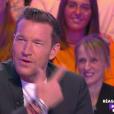 """Benjamin Castaldi dans """"Touche pas à mon poste"""", le 7 octobre 2019, sur C8"""