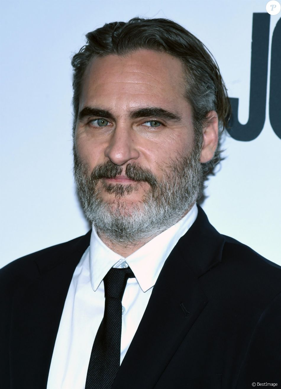 Joaquin Phoenix à la projection du film Joker lors du 57ème Festival du Film au Alice Tully Hall à New York, le 2 octobre 2019