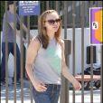 Christina Ricci à Los Angeles à la recherche d'un box à louer le 11 juillet 2009