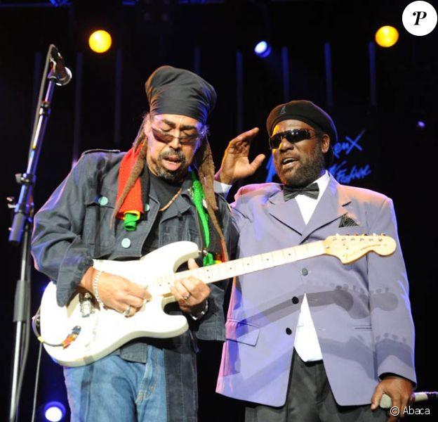 Thirld World, les stars du reggae au Festival de Montreux 2009