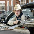Exclusif- Pete Doherty dans les rues de Londres, en 2006.
