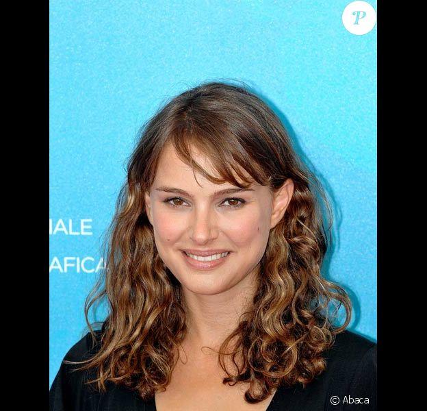 Natalie Portman en septembre 2008
