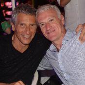 """Nagui se confie sur son fils Adrien, """"très affectueux"""" avec Didier Deschamps"""