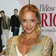 Hélène de Fougerolles lors de la première du film Tricheuse le 13 juillet à l'UGC des Halles à Paris