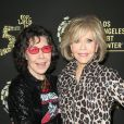 "Lily Tomlin, Jane Fonda - Soirée LGBT ""Hearts Of Gold"" à Los Angeles Le 21 septembre 2019 Los Angeles"