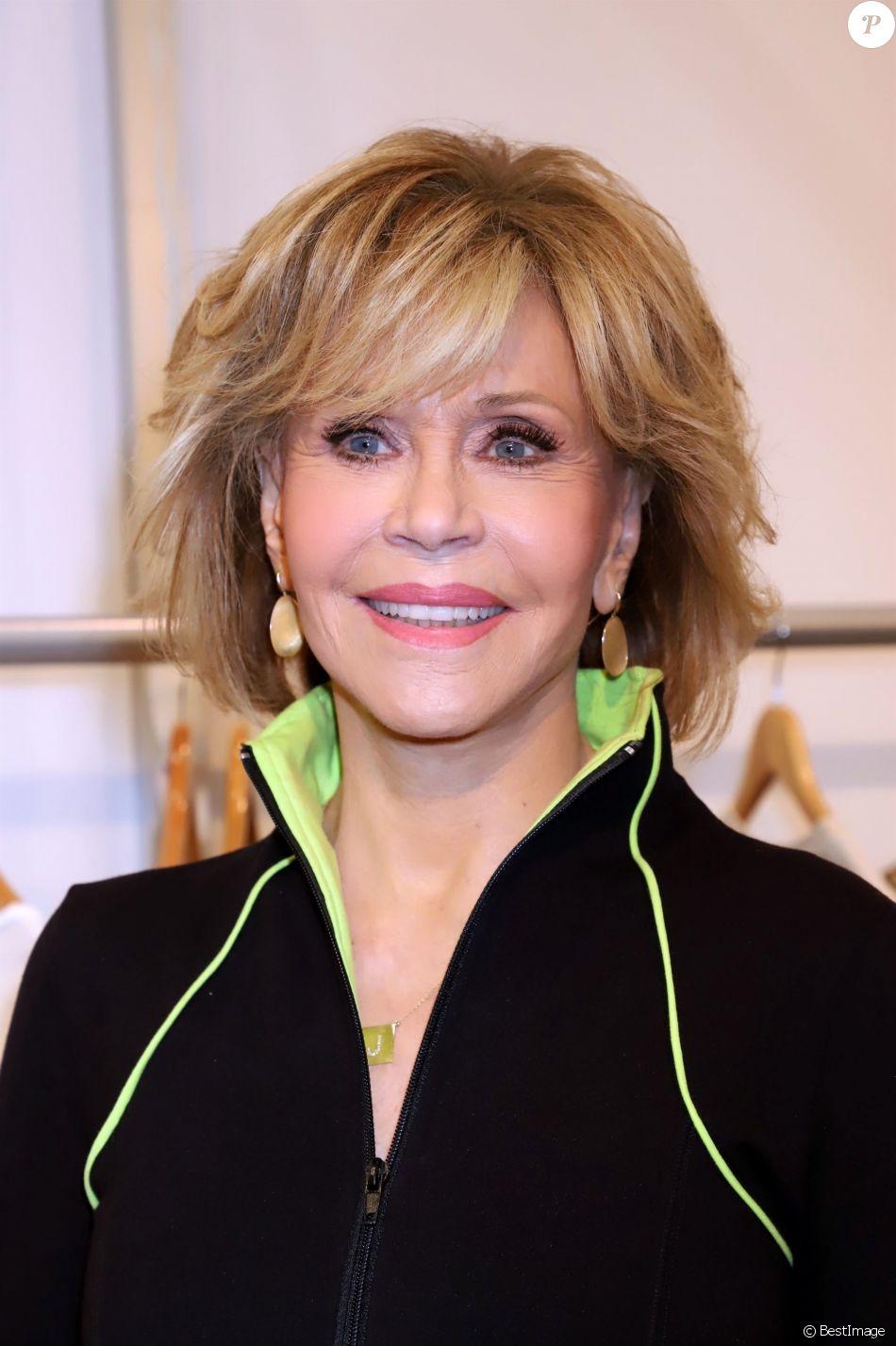 Jane Fonda - Les célébrités au 2ème jour du Magic Convention August 2019 à Las Vegas, le 13 août 2019