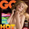 """La très jolie Lydia Hearst en couverture de """"GQ"""" !"""