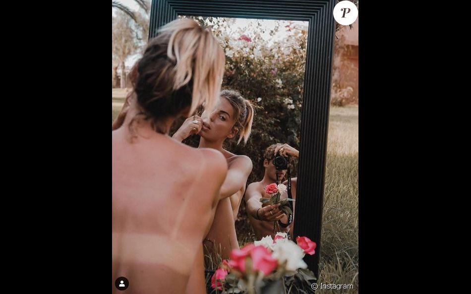 Giovanni Bonamy et Hillary sur Instagram le 13 octobre 2019.