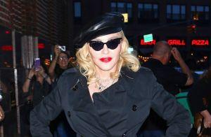 Madonna en couple : La chanteuse aperçue au bras d'un danseur de 25 ans