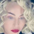 Madonna sur son compte Instagram, le 11 août 2019.
