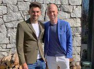 Zinédine Zidane en famille : première photo avec la compagne de son fils Enzo