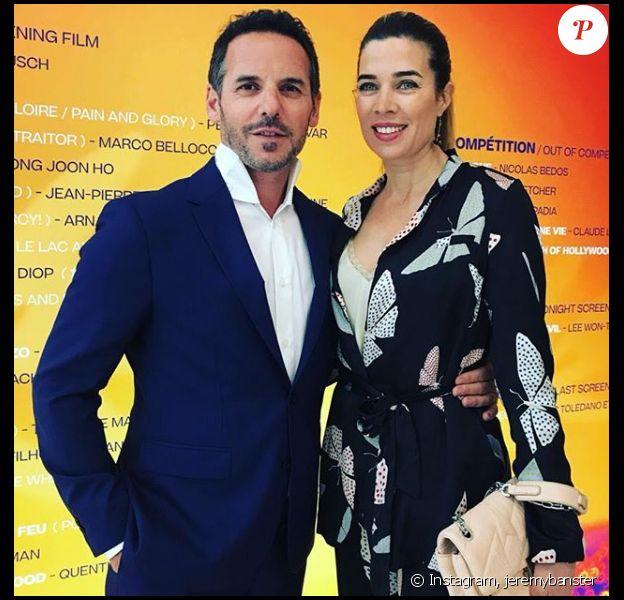 Jérémy Banster et Marie-Gaëlle Cals, en couple depuis treize ans, sur Instagram.