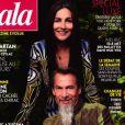 """Couverture du magazine """"Gala"""" du 17 octobre 2019."""