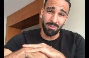 Adil Rami en colère face à la polémique :