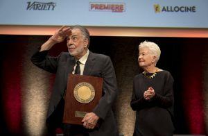 Francis Ford Coppola : Le mythique réalisateur décroche le Prix Lumière