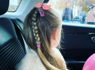 "Carla Bruni : Sa ""merveilleuse"" Giulia fête ses 8 ans, photo et joli message"