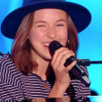 "Marilou - ""La France a un incroyable talent 2019"" sur M6. Le 22 octobre 2019."