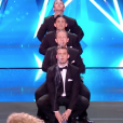 "Human Fountains - ""La France a un incroyable talent 2019"" sur M6. Le 22 octobre 2019."