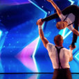 "Danylo et Oskar - ""La France a un incroyable talent 2019"" sur M6. Le 22 octobre 2019."