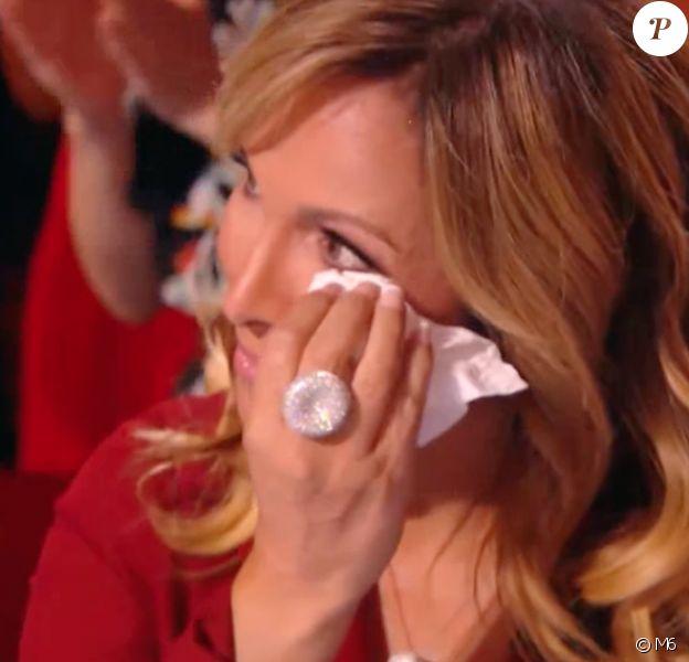 """Hélène Ségara - """"La France a un incroyable talent 2019"""" sur M6. Le 22 octobre 2019."""