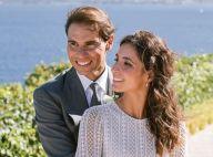 Mariage de Rafael Nadal : la robe de sa femme copiée sur celle de Meghan Markle