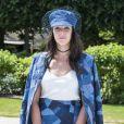 """Pauline Ducruet - Photocall du défilé de mode """"Christian Dior"""", collection Haute-Couture automne-hiver 2018/2019, à Paris. Le 2 juillet 2018 © Olivier Borde / Bestimage"""