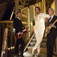 Exclusif - Le chanteur Mika - Concert anniversaire des 130 ans de la Tour Eiffel à Paris, au troisième étage, et qui sera diffusé le 26 octobre sur France 2. Le 3 octobre 2019. © François Roelants / Bestimage