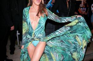 Lisa Rinna se prend pour la bomba Jennifer Lopez pour Halloween