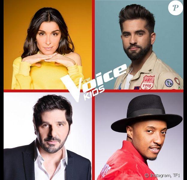 """Kendji Girac rejoint Soprano, Jenifer et Patrick Fiori dans """"The Voice Kids"""""""