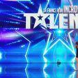 """Emi Vauthey dans """"Incroyable Talent 2019"""", le 5 novembre 2019, sur M6"""