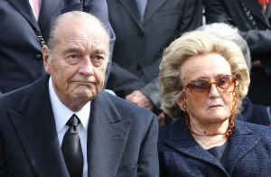 Bernadette Chirac charmée par Francis Bouygues... au point d'en faire un amant ?