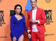 Cristiano Ronaldo et Georgina Rodriguez : Stylés aux MTV Europe Music Awards