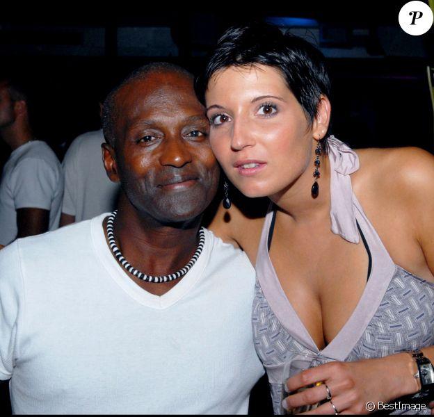 """Jean-Claude, candidat de """"Koh-Lanta - Soirée au club l'Etoile à Paris en 2006."""