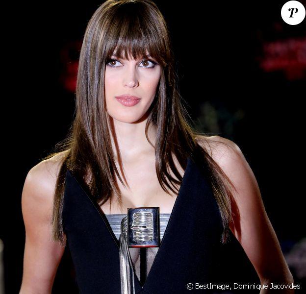 Iris Mittenaere (Miss France et Miss Univers 2016) - 21ème édition des NRJ Music Awards au Palais des festivals à Cannes le 9 novembre 2019. © Dominique Jacovides/Bestimage