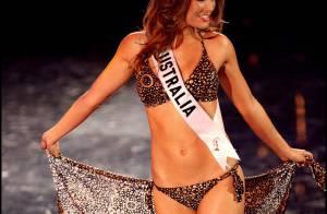 La belle Erin McNaught, Miss Australie 2006... se met à nu et c'est beau !