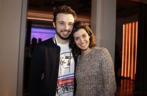 Tom Villa et sa chérie Marion complices pour soutenir Alison Wheeler