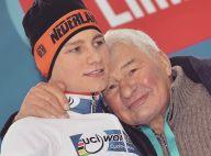 """Raymond Poulidor: Son petit-fils Mathieu Van der Poel était son """"grand champion"""""""