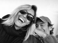 Anthony Delon et Sveva Altivi amoureux : joli selfie du couple à Rome