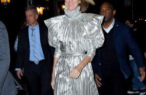 Céline Dion : Plateforme shoes et combi au milieu des drag queens pour Courage