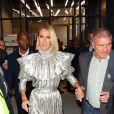 Celine Dion s'est rendue sur le plateau de Watch What Happens Live et au restaurant/bar Lips Drag Queen Show Palace à New York, le 14 novembre 2019