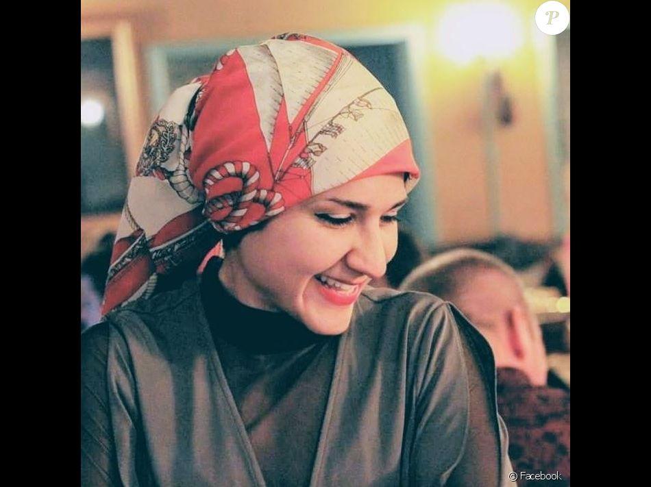 Saeideh Aletaha sur Facebook le 2 janvier 2019.