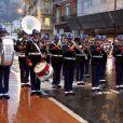 Exclusif - Cérémonie d'hommage à l'amitié Monaco - Etats-Unis à Monaco, le 18 novembre 2019. © Jean-François Ottonello / Nice Matin / Bestimage