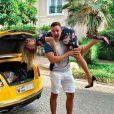 Elsa Dasc (Les Princes) et son mari Arthur - Instagram, 17 novembre 2019