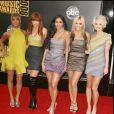 Les Pussycat Dolls aux American Music Awards en novembre 2008
