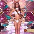 Miss Réunion : Morgane Lebon - Élection de Miss France 2020 sur TF1, le 14 décembre 2019.